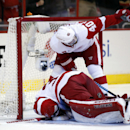 Red Wings injured goalie Jimmy Howard to miss All-Star Game The Associated Press