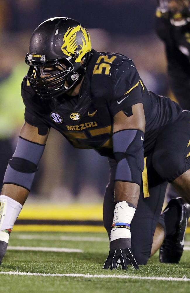 Michael Sam ready to get back to football