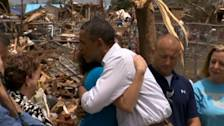 "Obama says Oklahoma damage ""difficult to comprehend"""