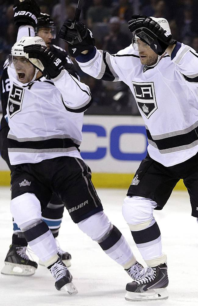 Sharks-Kings Preview
