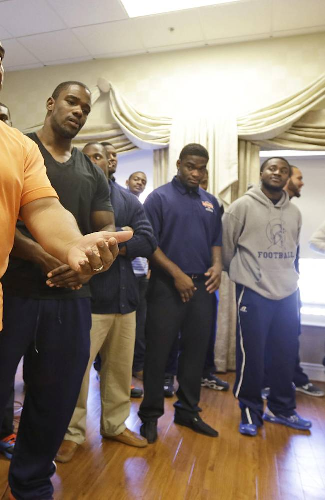Views differ on fight before CIAA title game