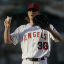 Angels beat Blue Jays after Weaver is injured The Associated Press