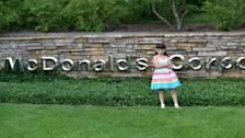 Girl to McDonald's CEO: 'Stop Trying to Trick Kids'