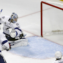 The Latest: Toews gives Chicago 1-0 lead vs Tampa in Game 4 The Associated Press
