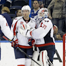 Holtby, Ovechkin help Capitals beat Lightning 5-3 The Associated Press