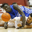 Isaac Humphries' exit means Kentucky may lose eight of its top nine players