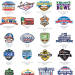 College football bowl logos. These were transmitted last December and have not been updated