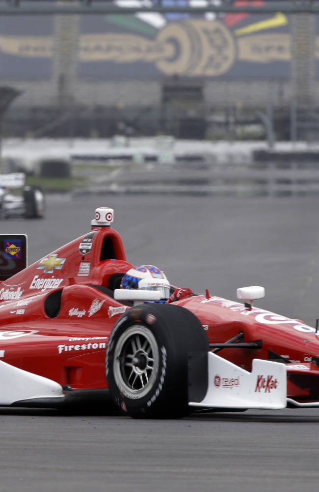 Drivers gives thumbs up to Indy's new road course