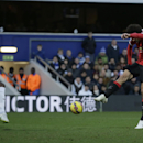 Manchester United's Marouane Fellaini, right, scores his side's first goal during the English Premier League soccer match between QPR and Manchester United at Loftus Road stadium in London, Saturday, Jan. 17, 2015
