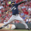 Gomez grand slam highlights Brewers' 12-1 win over Reds The Associated Press