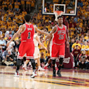 Rose, Gasol pace Bulls to 99-92 win over Cavs in Game 1 The Associated Press
