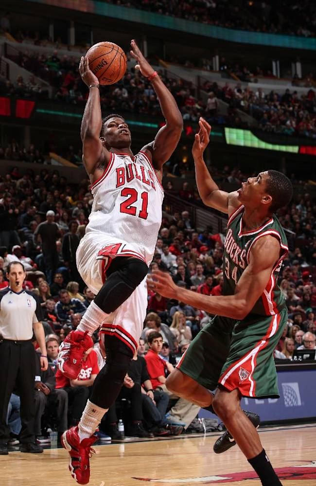 Bulls beat Bucks 102-90, win fourth straight
