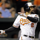 O's Markakis savors long-awaited trip to playoffs The Associated Press