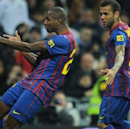 Alves angered by Barcelona's treatment of Abidal