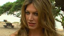 Jes Macallan Having A Blast On 'Mistresses'