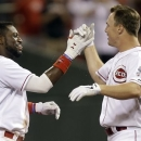 Bruce's HR ties it, Reds beat Pirates 2-1 in 13 (Yahoo! Sports)