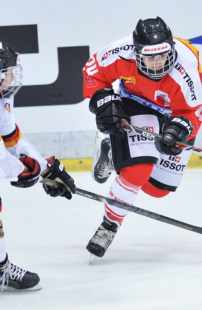Ice Hockey Women's 5 Nations Tournament - Day 1