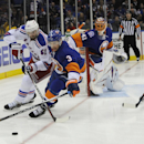 Nash's 3rd-period goal lifts Rangers over Islanders 2-1 The Associated Press