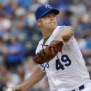 Blanton picks up first win in 2 years, KC beats Brewers 10-2 The Associated Press