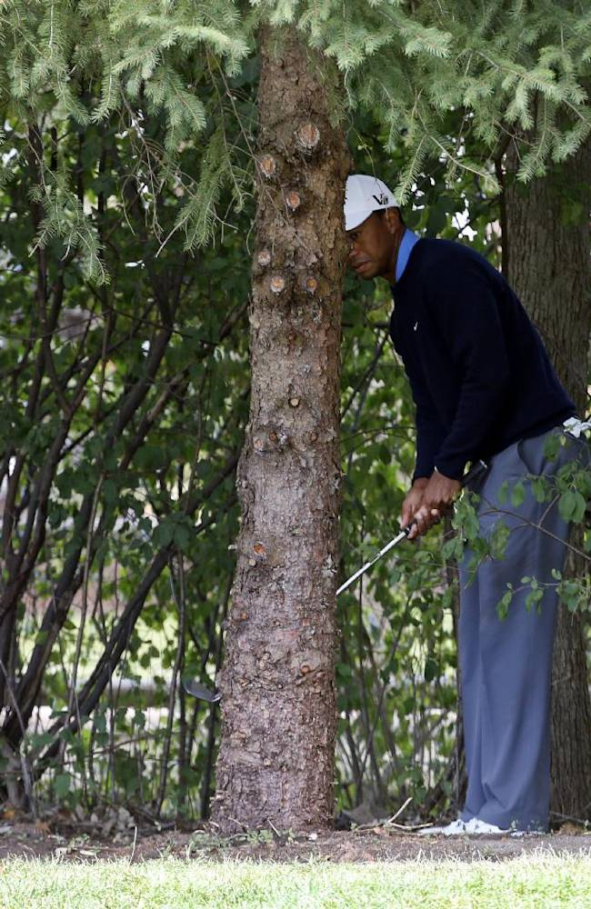 Golf rules tweaked over use of video technology