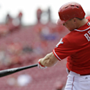 Bruce helps Reds rally for DH sweep of Cubs The Associated Press