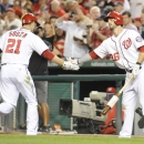 Miami Marlins v Washington Nationals - Game Two Getty Images