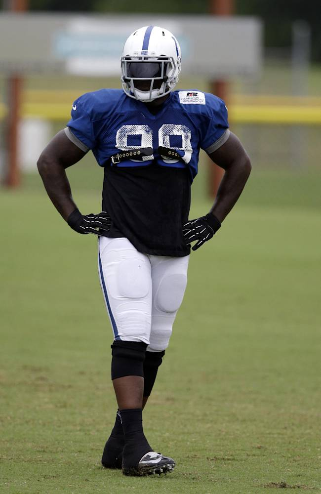 Colts finish camp still looking for answers