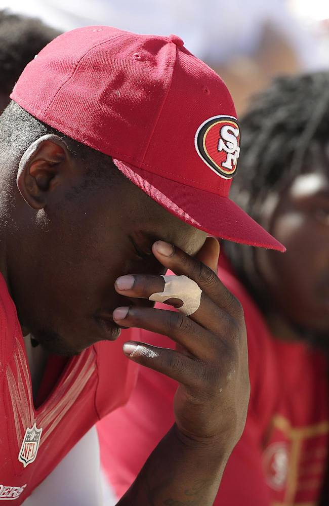 49ers' Aldon Smith apologizes for suspension