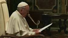 "Pope rails against ""dictatorship of the economy"""