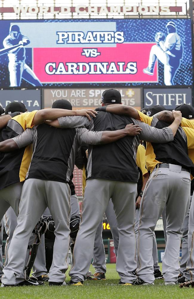 Pirates-Cardinals Preview