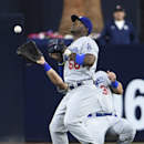 Los Angeles Dodgers v San Diego Padres Getty Images