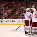 Arizona Coyotes v Florida Panthers Getty Images