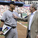 Jeter gets presidential farewell in Texas The Associated Press