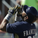 Brewers request waivers on INF Juan Francisco The Associated Press