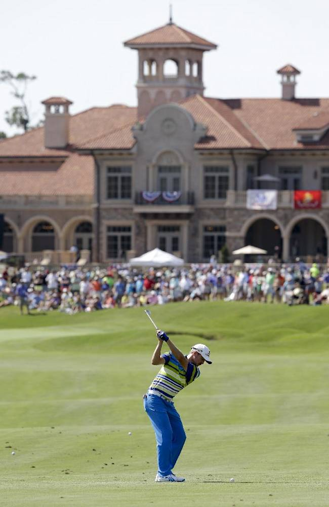 Spieth having big year - except for a win