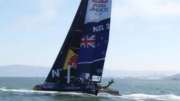 The Next Generation Of Kiwi Cup Sailors