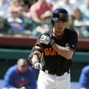 Hunter Pence breaks arm in Giants' 8-6 win over Cubs The Associated Press