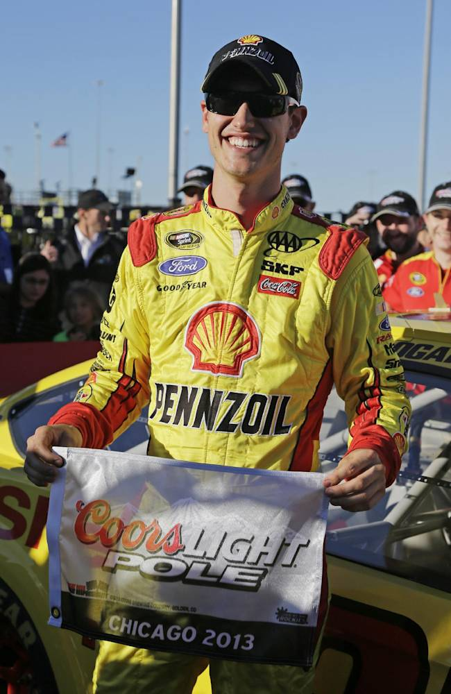 Penske Racing sweeps pole at Chicago