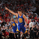 Curry, Golden State rout Houston 115-80 to take 3-0 lead The Associated Press