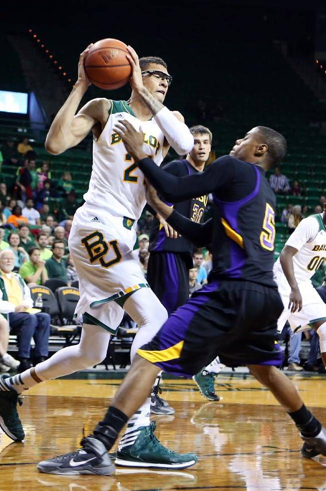 No. 18 Baylor wins 104-59 over Hardin-Simmons