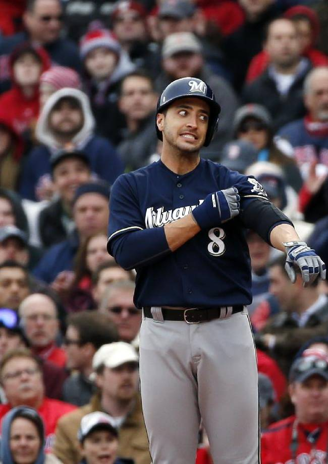 Braun booed in first road game since suspension