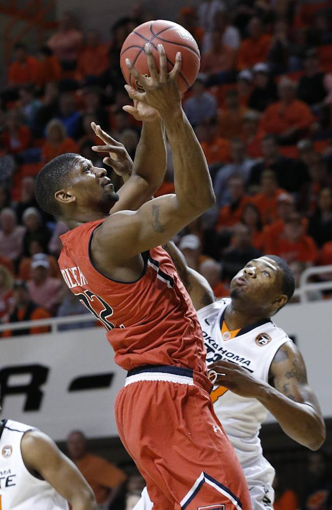 Smart returns, leads OSU past Texas Tech 84-62
