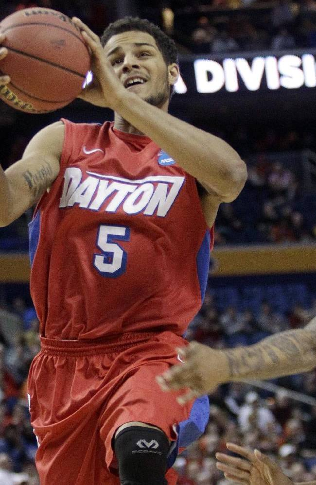 Sanford lifts Dayton to 60-59 win over Ohio State