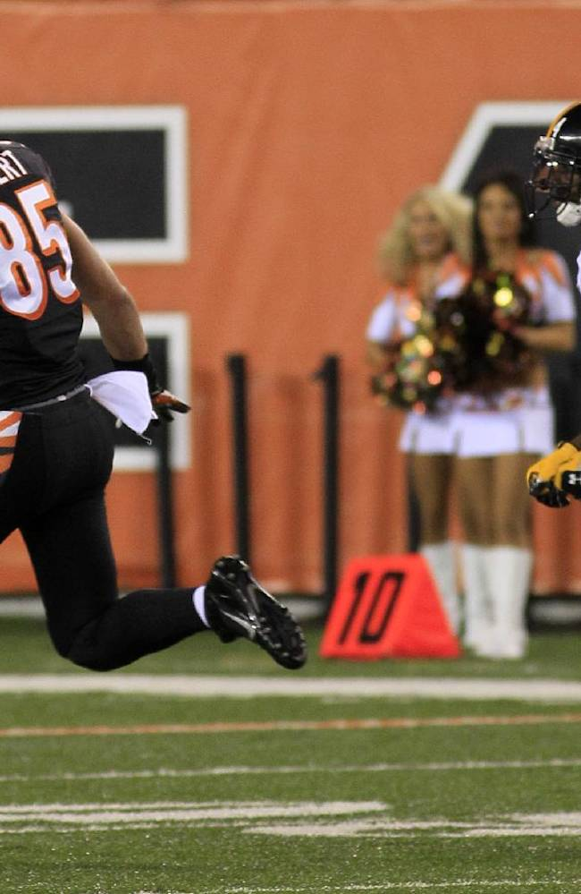 Bengals drop Steelers to 0-2 with 20-10 victory