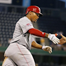 Leake, Byrd lift Reds over skidding Pirates 3-0 The Associated Press