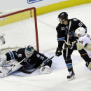 Sharks rally past Penguins 5-3 The Associated Press