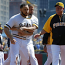 MLB suspends 4 after Brewers-Pirates brawl The Associated Press