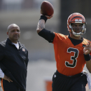 Quarterback Terrelle Pryor trying to catch on with Bengals The Associated Press