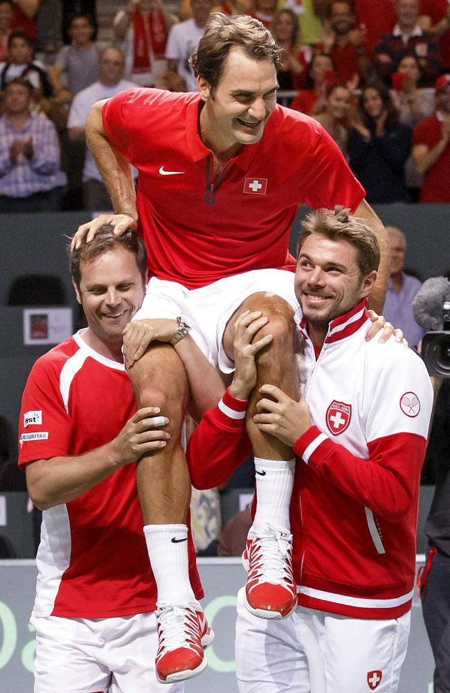 Lille to host France-Switzerland Davis Cup final