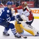 Bjugstad, Luongo lead Panthers to 3-2 win over Maple Leafs The Associated Press